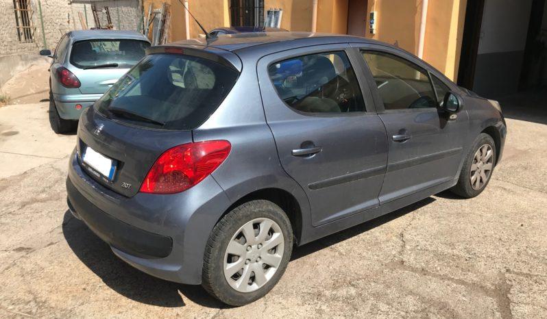 Peugeot 207 1.4 GPL full